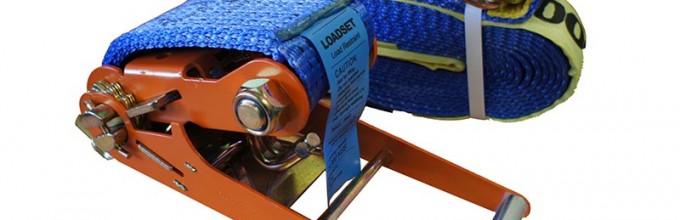 RATCHET STRAP 50MM X 2.5T X 9M