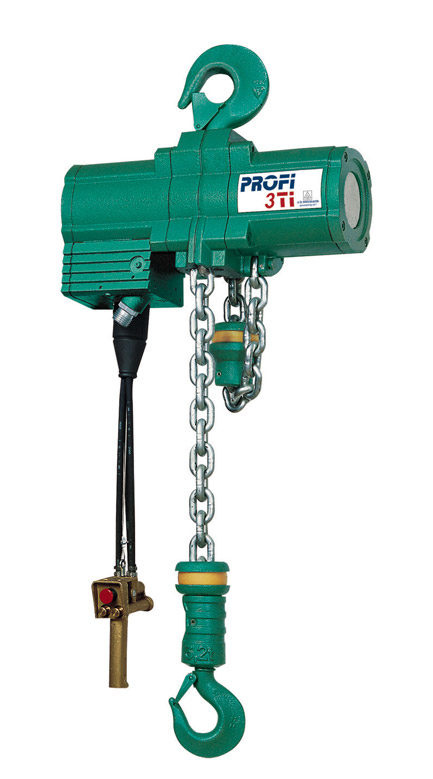 P.O.A – PROFI AIR HOIST FLAME PROOF 3200KGS