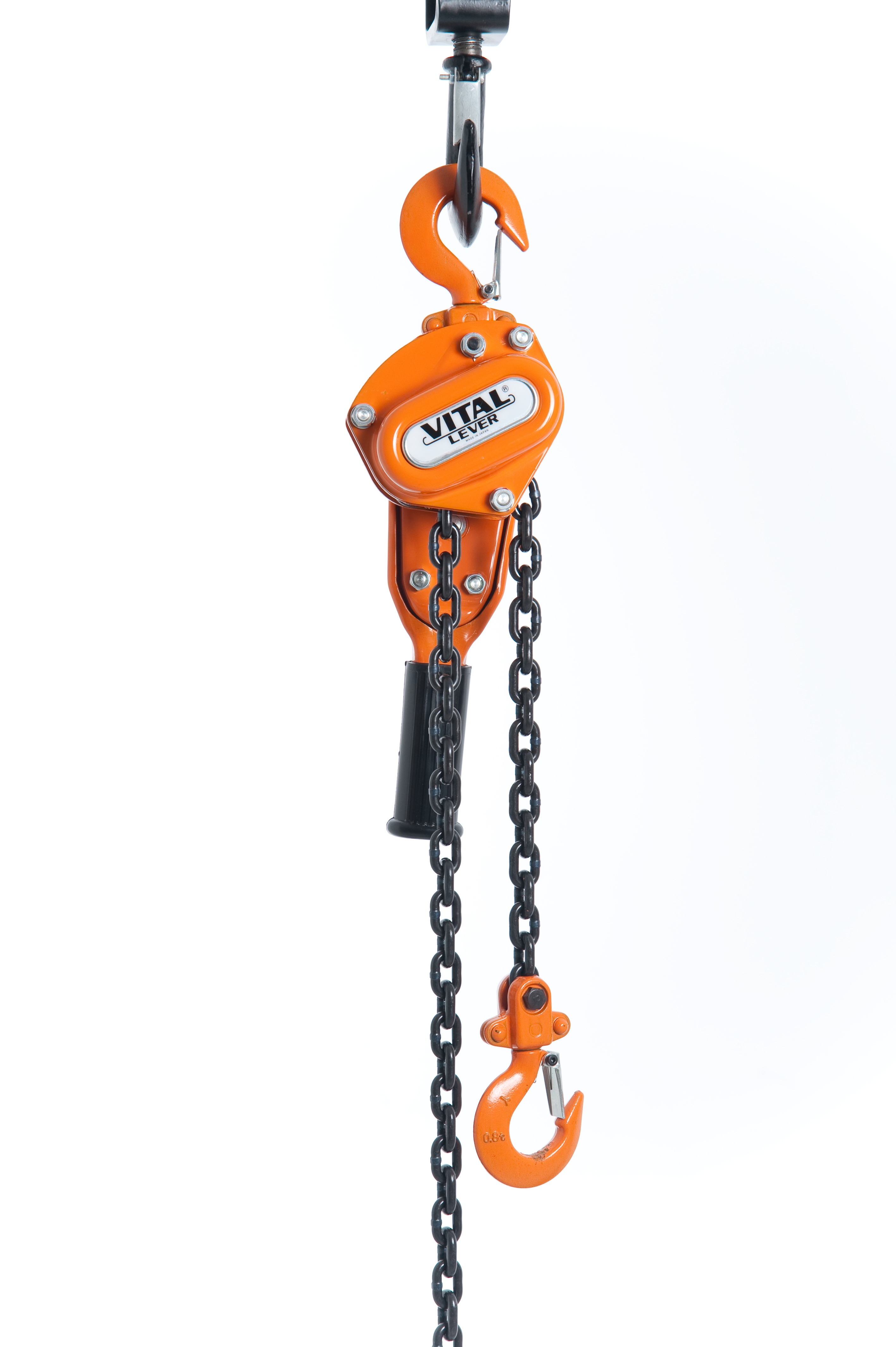 VITAL LEVER BLOCK VR SERIES 0.8T X 3M WITH OVER LOAD PROTECTION